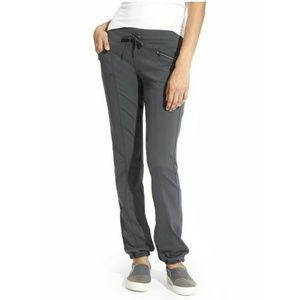 Athleta Metro Slouch Pants in Gray